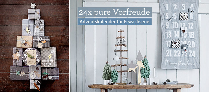adventskalender f r erwachsene. Black Bedroom Furniture Sets. Home Design Ideas