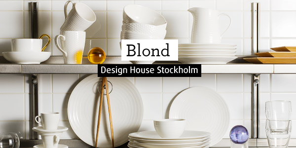 Design House Stockholm Blond
