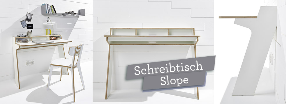 Design Sekretär Slope