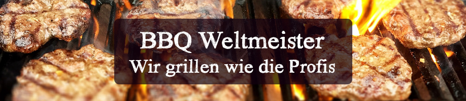 BBQ Weltmeister