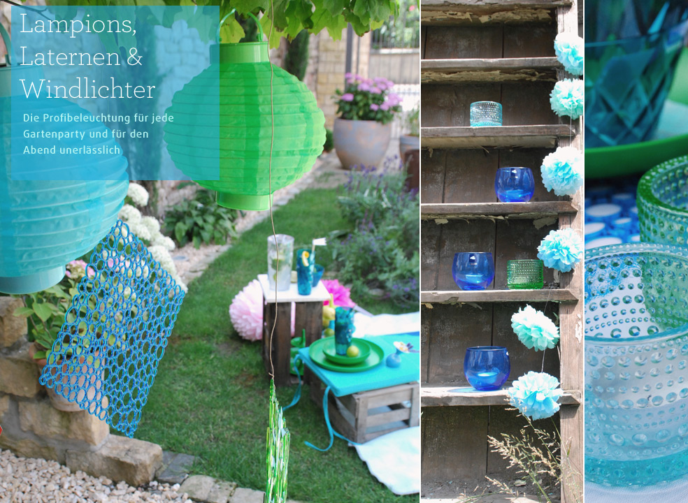Deko ideen gartenparty kreative ideen f r for Design 3000 de