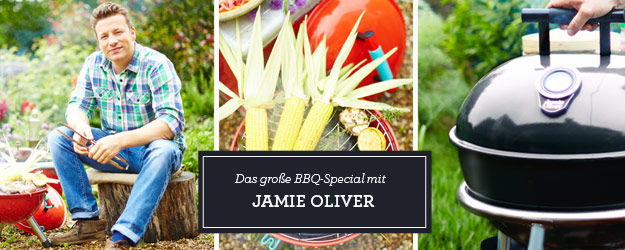 Jamie Oliver BBQ Special