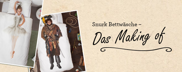 Snurk Bettwäsche – Das Making of