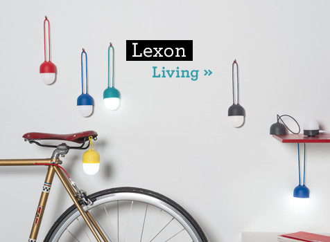 Lexon shop for Living 3000 shop
