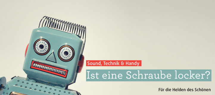 Sound, Technik & Handy