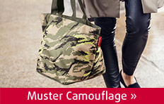 reisenthel Camouflage Muster