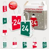 Sticky Jam Adventskalender Merry Christmas