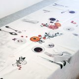 Daycollection Tischdecke Avec Fruits 140x240 cm