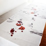 Daycollection Tischdecke Avec Fruits 140x300 cm