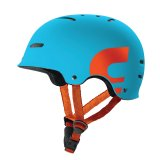 Carrera Freestyle-Helm X-01 matt blau/orange