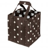 reisenthel 9er Bottlebag mocha dots