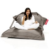 fatboy Outdoor Sitzsack Buggle-Up taupe