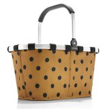 reisenthel Carrybag camel dots