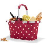 reisenthel Carrybag ruby dots
