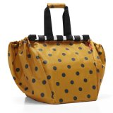 reisenthel Easyshoppingbag camel dots