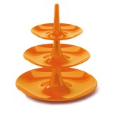 Koziol Etagere Babell L solid orange