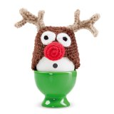 Donkey Products Eierwärmer Funky Eggs Red Nose Egg