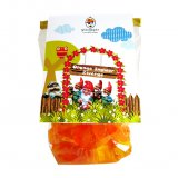 Fruchtgummi Orange Ingwer Zwerge