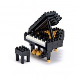 Nanoblock 3D-Puzzle Grand Piano
