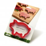 Peleg Design Sandwich Ausstecher Party Animals Piggy
