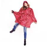 reisenthel Mini Maxi Poncho ruby dots