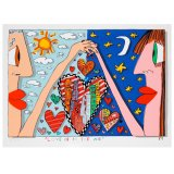 bn3i GmbH Bild James Rizzi – Love Is In The Air