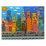 bn3i GmbH Bild James Rizzi – Take The Train To Harlem