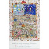 bn3i GmbH Poster James Rizzi – A Village For The World