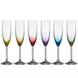 Leonardo Sektglas Daily Colours 6er-Set