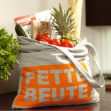 Sweat-Shopper Fette Beute neon orange