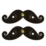 Donkey Products Shwings Mustache 2er-Set