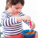 Donkey Products Spaghetti Gabel Rolognese pink