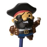 Invotis Spitzer Pirate Leg Pencil Sharpener