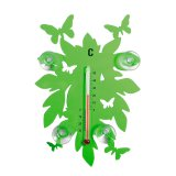 Pluto Thermometer Leaf