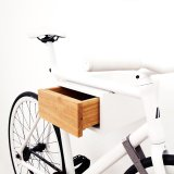 MIKILI Bicycle Furniture Fahrradregal Tîan