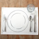 Doodle by stitch DIY Bemalbares Tischset Place Setting