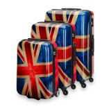 SuitSuit Trolley 3er-Set Union Jack