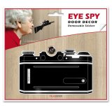 Peleg Design Türspion-Sticker Eye Spy Camera