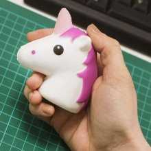 Thumbs Up Anti-Stress-Ball Einhorn