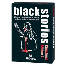 moses. Verlag black stories Christmas Edition 2
