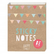 moses. Verlag Happy me Sticky Notes Büchlein