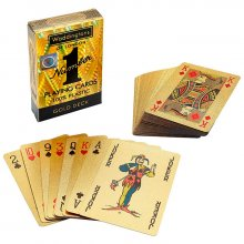 Winning Moves Number1 Spielkarten Gold Deck