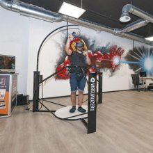 Virtuelle 3D Welten in Fellbach