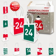 Adventskalender Merry Christmas