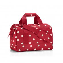 Allrounder M ruby dots