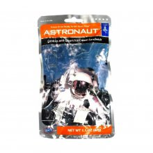 Astronauten-Nahrung Ice Cream Sandwich Cookies and Cream