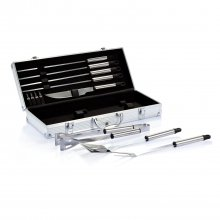 Grillkoffer 12 Pieces BBQ-Set