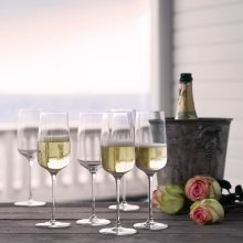 Champagnerglas Bouquet 6er-Set