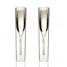 Champagnerglas Inside Out 2er-Set