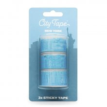 Luckies of London Klebeband City Tape New York